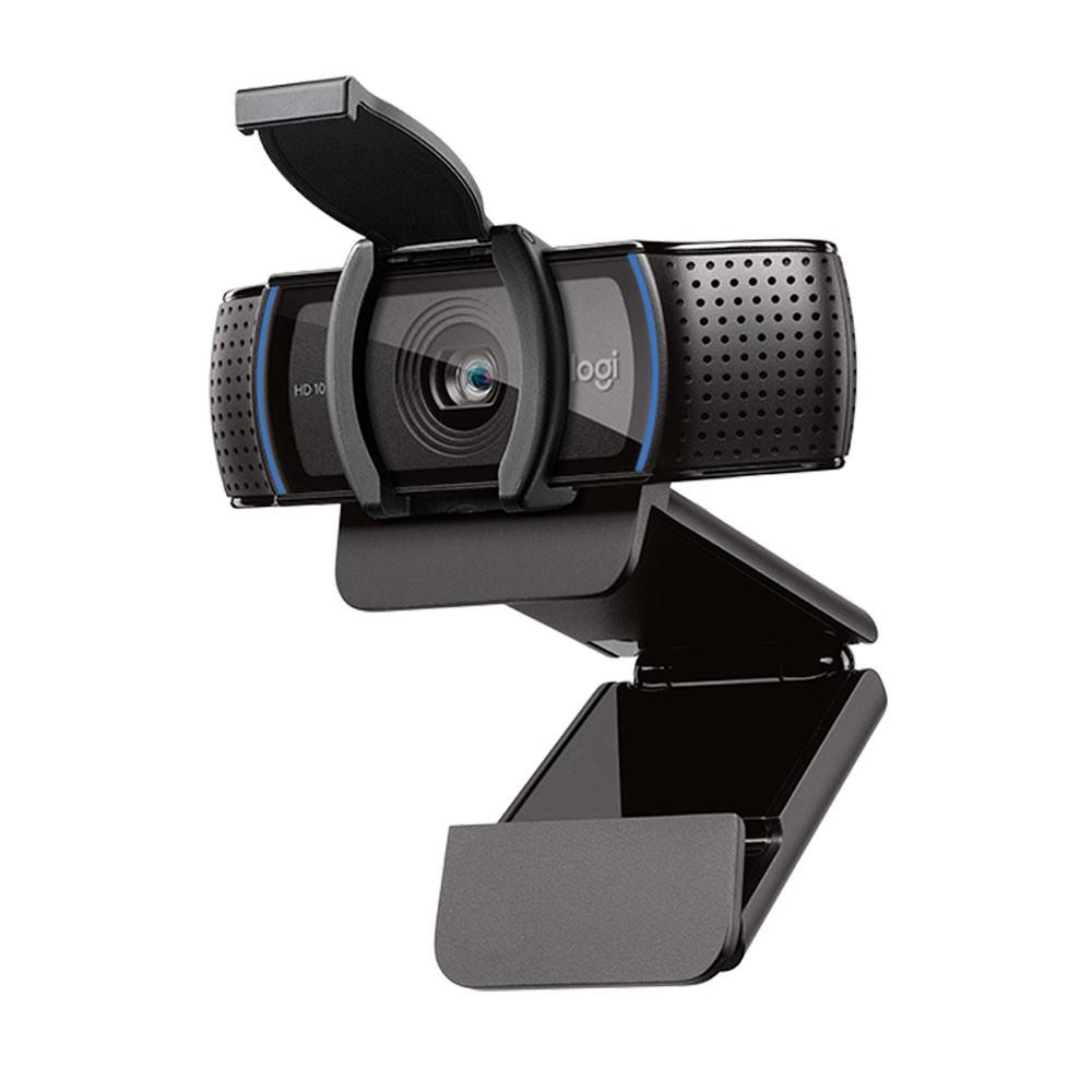 Webcam Logitech HD 1080p C920S Pro