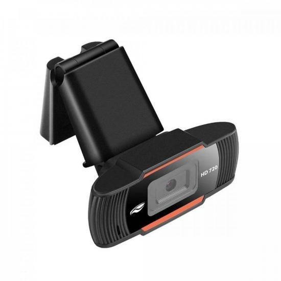 Webcam USB HD 720p WB-70BK Preto C3TECH