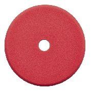 Boina De Espuma Vermelha Com Furo Corte 143mm 5'' Sonax