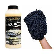 Shampoo Automotivo Com Cera High Shine Cadillac 2l + Luva