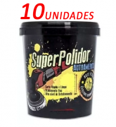 Kit Com 10 Massa Super Polidor 1kg - Autoamerica