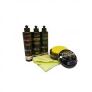 Kit Polimento automotivo profissional Menzerna