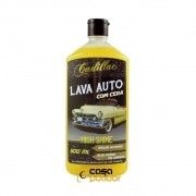 SHAMPOO COM CERA HIGH SHINE CADILLAC 500ML