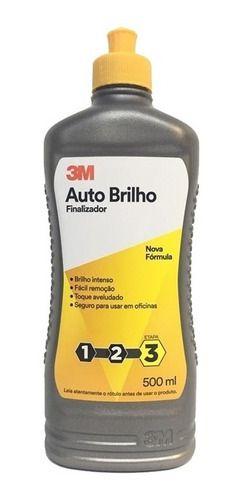 Auto Brilho Profissional Polimento Espelhamento 3M 500Ml