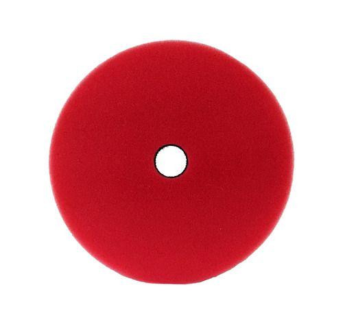Boina De Espuma Vermelha Macia 6 Pol Lustro Hd Lake Country