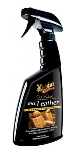 Hidratante De Couro Gold Class Spray 450ml Meguiars