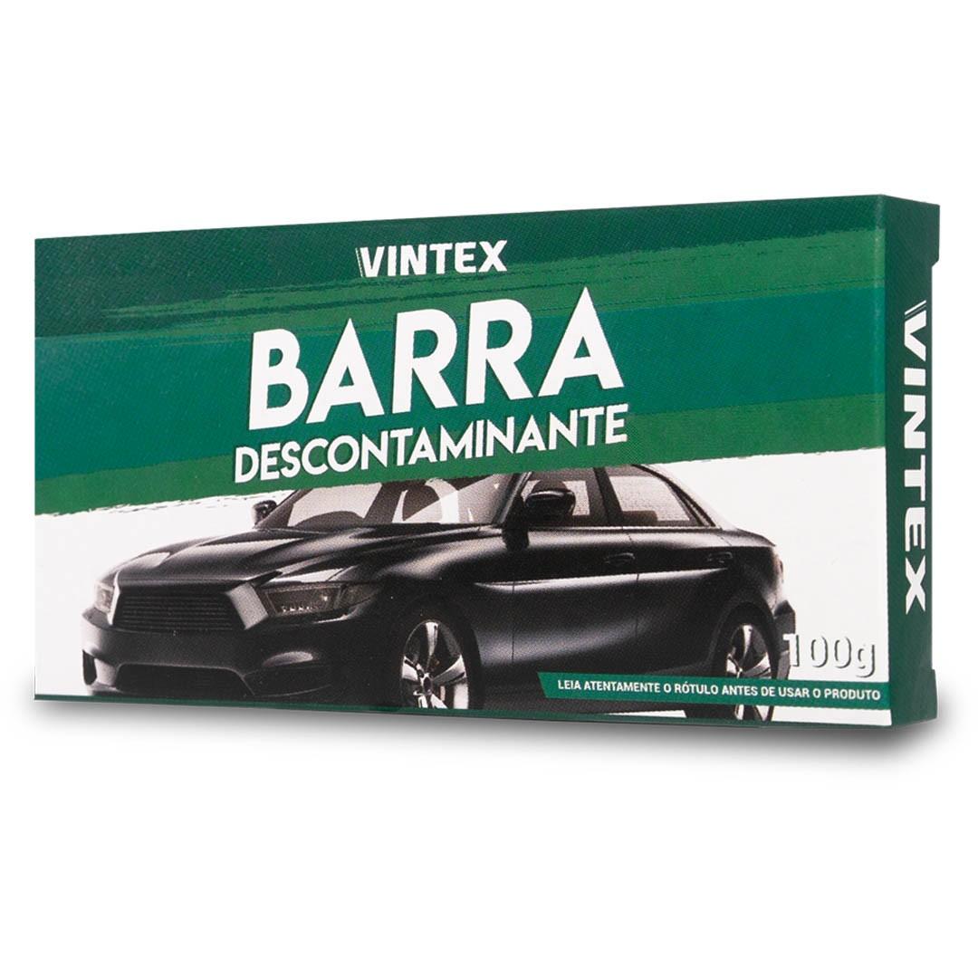 BARRA DESCONTAMINANTE CLAY BAR VINTEX 100G