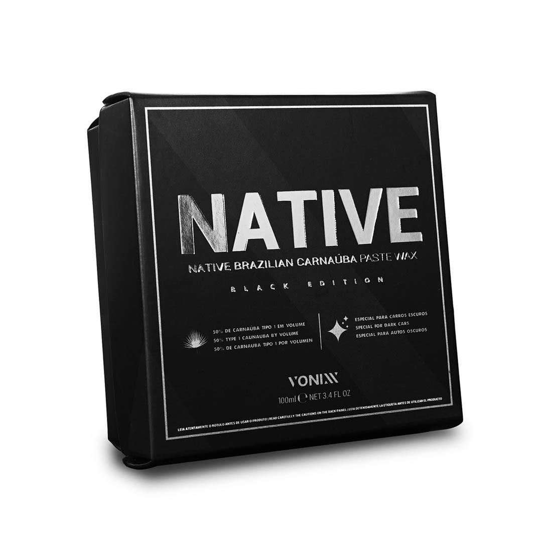 CERA NATIVE BLACK VONIXX 100ML