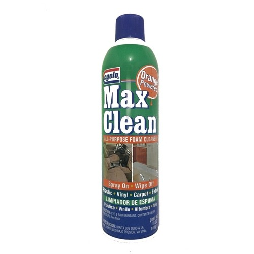 ESPUMA DE LIMPEZA MAX CLEAN CYCLO 510GR