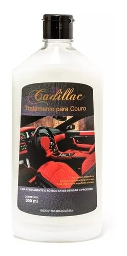 HIDRATANTE DE COURO CADILLAC 500ML