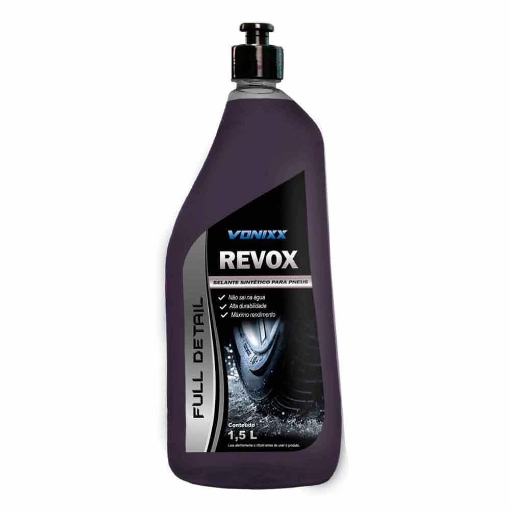 Pneu Pretinho Revox Vonixx 1,5L
