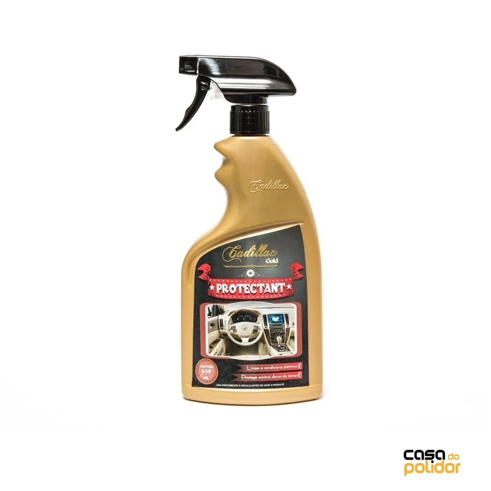 PROTECTANTE VINIL E RUBBER CADILLAC 650ML