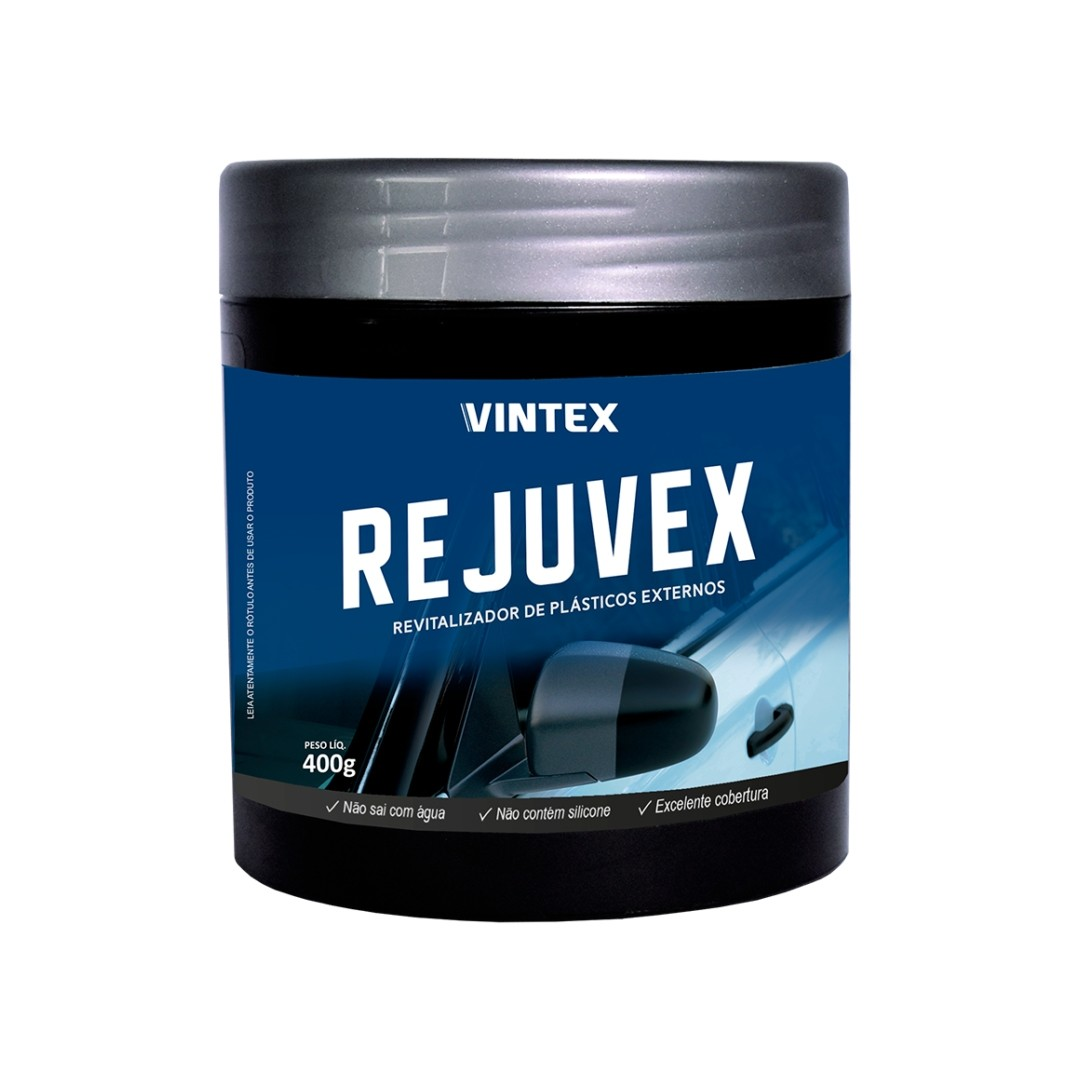 REVITALIZADOR DE PLÁSTICO REJUVEX VINTEX 400GR