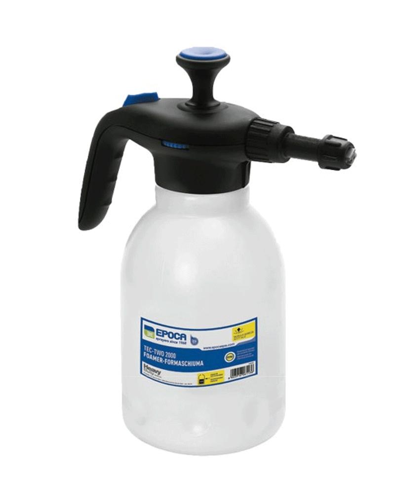 Shamporizador com Pressurização Manual Para Lavar Carro, Moto - Lupus 2L