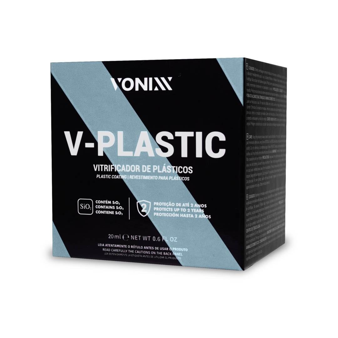 VITRIFICADOR DE PLÁSTICOS V-PLASTIC VONIXX 20ML