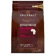 Chocolate Origens São Thomé Callebaut 70% Cacau 2,5kg