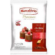 Cobertura Mavalério Premium Ao Leite Fracionada 1,01kg