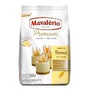 Cobertura Mavalério Premium Branca Fracionada 1,01kg