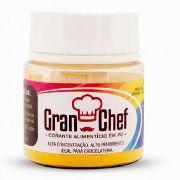 Corante Gran Chef Hidrossolúvel Amarelo 5g