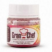 Corante Gran Chef Hidrossolúvel Vermelho 5g