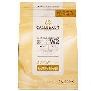 Chocolate Branco Gotas CW2 25,9% Cacau  2,5kg - Callebaut