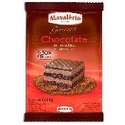 Chocolate em Pó Solúvel Mavalério Goumet 50% Cacau 1,01kg