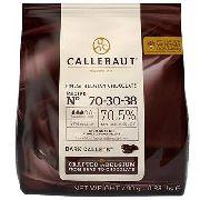 Chocolate Em Gotas Amargo (70-30-38) 70,5% Cacau 400g - Callebaut