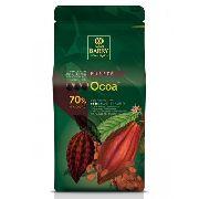 Chocolate Callebaut Ocoa 70% Cacau 1kg