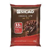 Chocolate em Pó Sicao 33% 300g