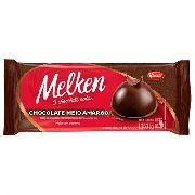 Chocolate Melken Meio Amargo 1,050kg