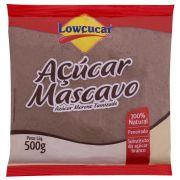 Açúcar Mascavo 500g - Lowçucar