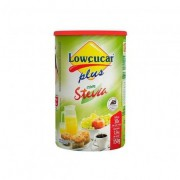 Adoçante Plus com Stevia em Pó 150g - Lowçucar