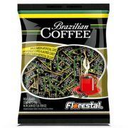 Bala Brazilian Coffee Sabor Café 500g - Florestal