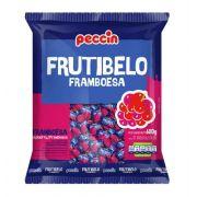 Bala Mastigável Frutibelo Sabor Framboesa 600g - Peccin