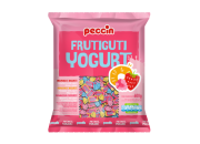 Bala Mastigável Sabor De Frutas Sortidas 600g - Peccin