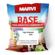 Base P/ Sorvetes e Sobremesas 1,0Kg - Marvi