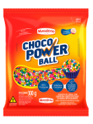 Choco Power Ball Micro Colorido 300g - Mavalério