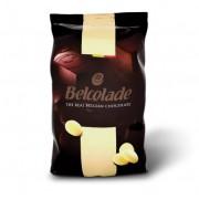 Chocolate Belga Branco 29,5% Cocoa 1Kg - Belcolade