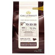 Chocolate Em Gotas Amargo (70-30-38) 70,5% Cacau 2,5kg - Callebaut