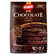 Chocolate Em Pó 50% Cacau 1,01kg - Pink