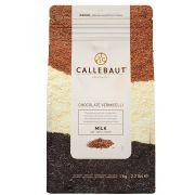 Chocolate Granulado Vermicelli Ao Leite 1kg - Callebaut