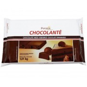 Chocolate Meio Amargo 1,01Kg - Chocolanté