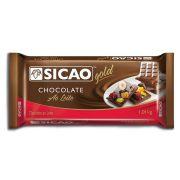 Chocolate Sicao Gold Ao Leite 1,01kg