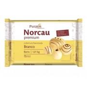 Cobertura fracionada Premium Branco 1,01KG - NORCAU