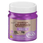 Corante para Chocolate em Gel Mix Violeta 12g