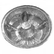Forma Descartável Alumínio (10/Uni) - Wyda