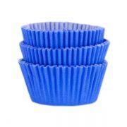 Forminha para MiniCupcake MAGO N2 (45uni) - Azul Royal