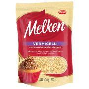 Granulado Chocolate Branco Vermicelli Melken 400g  - Harald