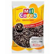 Granulado crocante Mesclado Mil Cores 500g - Mavalério