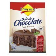 Mistura P/ Bolo de Chocolate 300g - Lowçucar